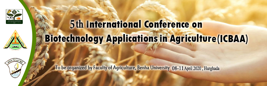 3rd International Conference on  Biotechnology Applications In Agriculture(ICBAA)